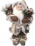 Декоративна фігура Дід Мороз S1807D 30 см