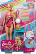 Игровой набор Barbie Barbie Тренировка в бассейне