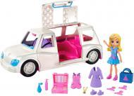 Игровой набор Polly Pocket Полли с транспортом