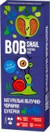 Цукерки BobSnail натуральні яблучно-чорничні 30 г