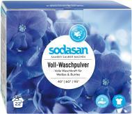 Пральний порошок для машинного та ручного прання Sodasan Heavy Duty 1,2 кг
