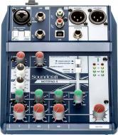 Пульт Soundcraft Мікшерний NOTEPAD-5 5085980EU
