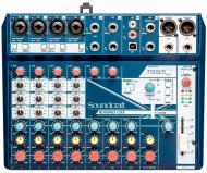 Пульт Soundcraft Мікшерний NOTEPAD-12FX 5085985EU