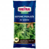 Торфосмесь для хвойных растений Substral Osmocote 50 л
