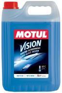 Омыватель стекла Motul Vision зима -20°С 5л