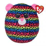 Мягкая игрушка TY Squish-A-Boos Леопард Dotty 40 см 39186
