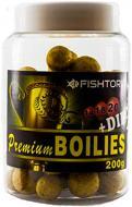 Бойли Fishtoria Premium Boilies 200 г ананас FT0001