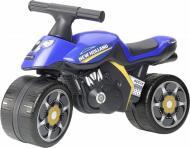 Біговел Falk Moto New Holland Baby синій 422