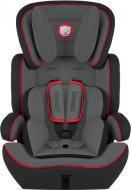 Автокрісло-бустер Lionelo Levi Plus (9-36 кг) black/red LO.A.LE05