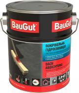 Мастика битумно-каучуковая BauGut кровельная гидроизоляция 3,5 кг