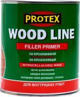 Лак ґрунтувальний порозаповнювальний Wood Line Protex мат 0,7 л