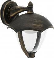 Світильник садовий Expert Light Milano 6 Вт IP44 антична бронза ELNX-36072-W