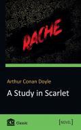 Книга Адріан Дойл «A Study in Scarlet» 978-617-7489-66-4