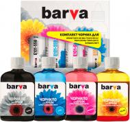 Набір чорнил Barva Epson l4150/l4160 e101-100-mp black cyan magenta yellow