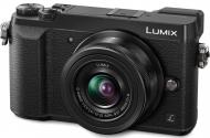 Фотокамера Panasonic DMC-GX80 Kit 12-32mm DMC-GX80KEEK black DMC-GX80 Kit12-32mm