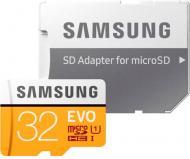 Карта пам'яті Samsung microSDHC 32 ГБ Class 10 (MB-MP32GA/APC)