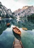 Картина Tyrol boat 50x70 см Styler GL-02009