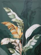 Картина Green leaves 60x80 см Styler GL-12798