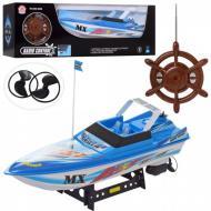 Радиоуправляемая игрушка Катер Bambi MX-0006-12 Blue (LI10157)