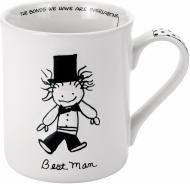 Чашка Наилучший мужчина 450 мл 32320 Enesco