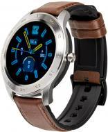 Смарт-часы Gelius PRO GP-L3 silver / dark brown URBAN WAVE 2020