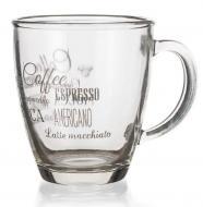 Чашка 360 мл Coffee 1 Lucca Banquet