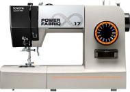Швейна машина Toyota POWEFAB17