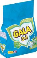Пральний порошок для машинного прання Gala Морозна свіжість 1,5 кг