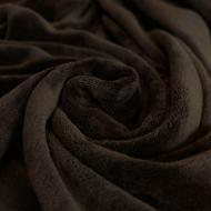 Покривало Мікрофібра 180x220 см коричневий