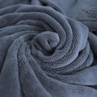 Покривало Мікрофібра 220x180 см сірий