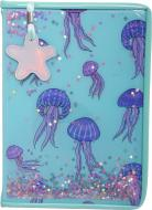 Книга для нотаток Медуза А5 80 аркушів