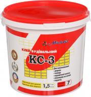 Клей строительный Мальва® КС-3 7 кг