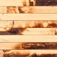 Шпалери бамбукові LZ-0804C  17 мм 2,5 м обпалені