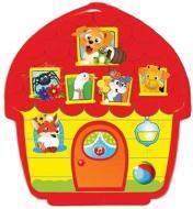 Розвиваюча іграшка Країна Іграшок музична Будиночок PL-719-63