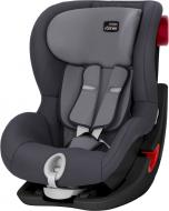 Автокресло Britax-Romer King II Black Series storm gray 2000027559
