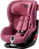 Автокрісло Britax-Romer King II Black Series wine rose 2000027561