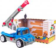 Іграшка ТехноК Автокран 3893