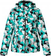 Куртка McKinley Gisela wms 408184-901915 р.40 черно-мятный