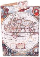 Обкладинка для паспорта Старовина карта Just Cover