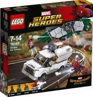 Конструктор LEGO Super Heroes Marvel Бережись Стерв'ятника 76083