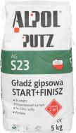 Шпаклівка Alpol 2 в 1 Putz AG S23 5 кг