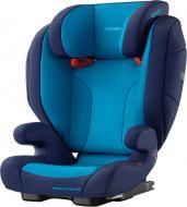 Автокрісло RECARO Monza Nova EVO Seatfix xenon blue 6159.21504.66