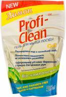 Засіб для ручного миття посуду Profi-Clean Лимон дой-пак 0,5л