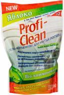 Засіб для ручного миття посуду Profi-Clean Яблуко дой-пак 0,5л