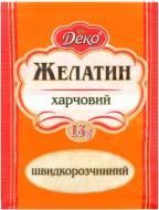 Желатин Деко 15г 4820076011054