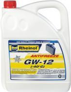 Охолоджувальна рідина Rheinol Antifreeze GW-12 5л червоний