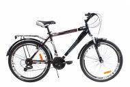 "Велосипед 24"" Ardis SANTANA чорний 0709-Б"