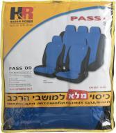 Набір чохлів для сидінь H&R Pass 10912 чорний