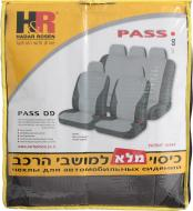 Набір чохлів для сидінь H&R Pass 10910 світло-сірий