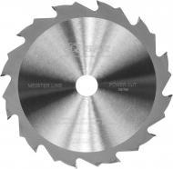 Пиляльний диск S&R PowerCut 160x20x2.6 Z12